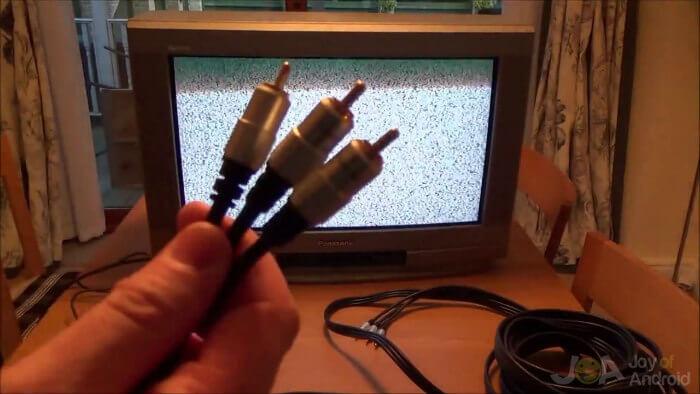comment connecter mon téléphone portable à ma smart tv polaroid
