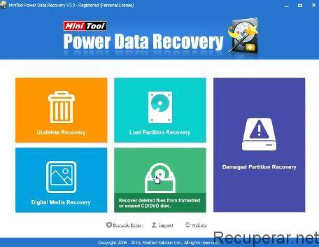 Récupération de données mini-outil