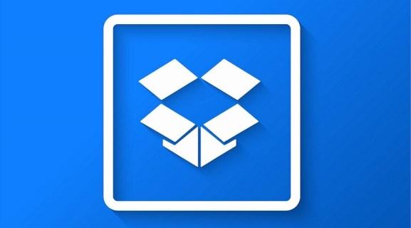 installer et créer un compte dans Dropbox