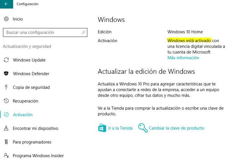 comment activer windows 10 2021