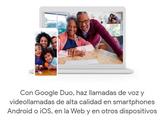 qu'est-ce que google duo pc