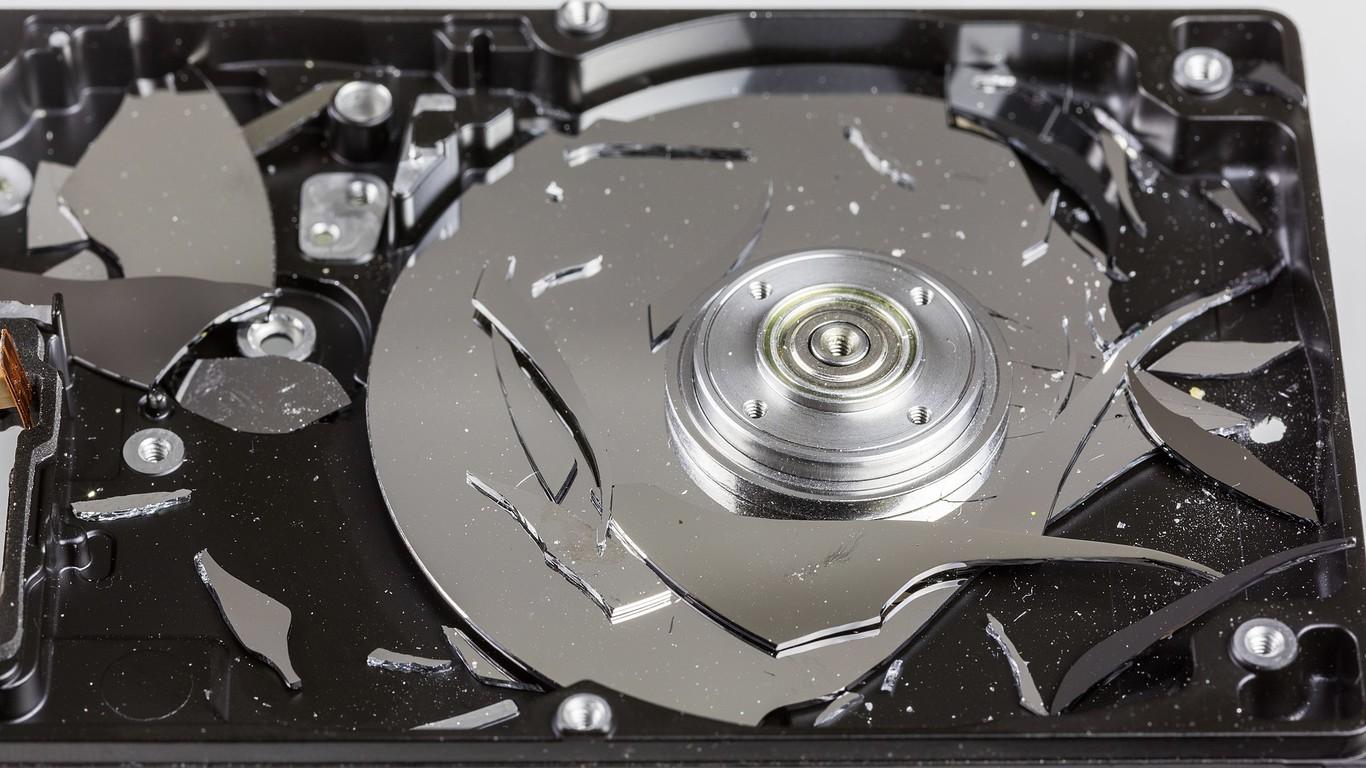 formater le disque dur externe