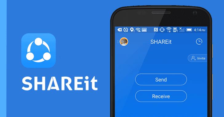 comment utiliser shareit