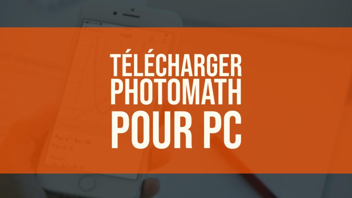 photomath pc
