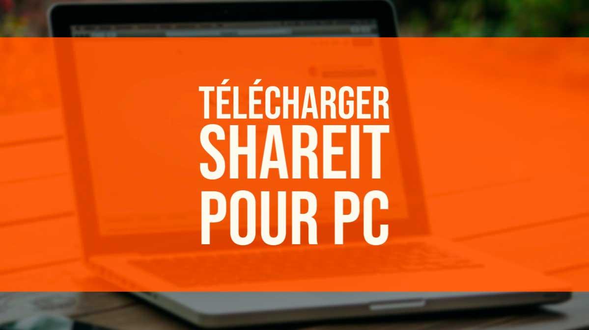 telecharger shareit pc